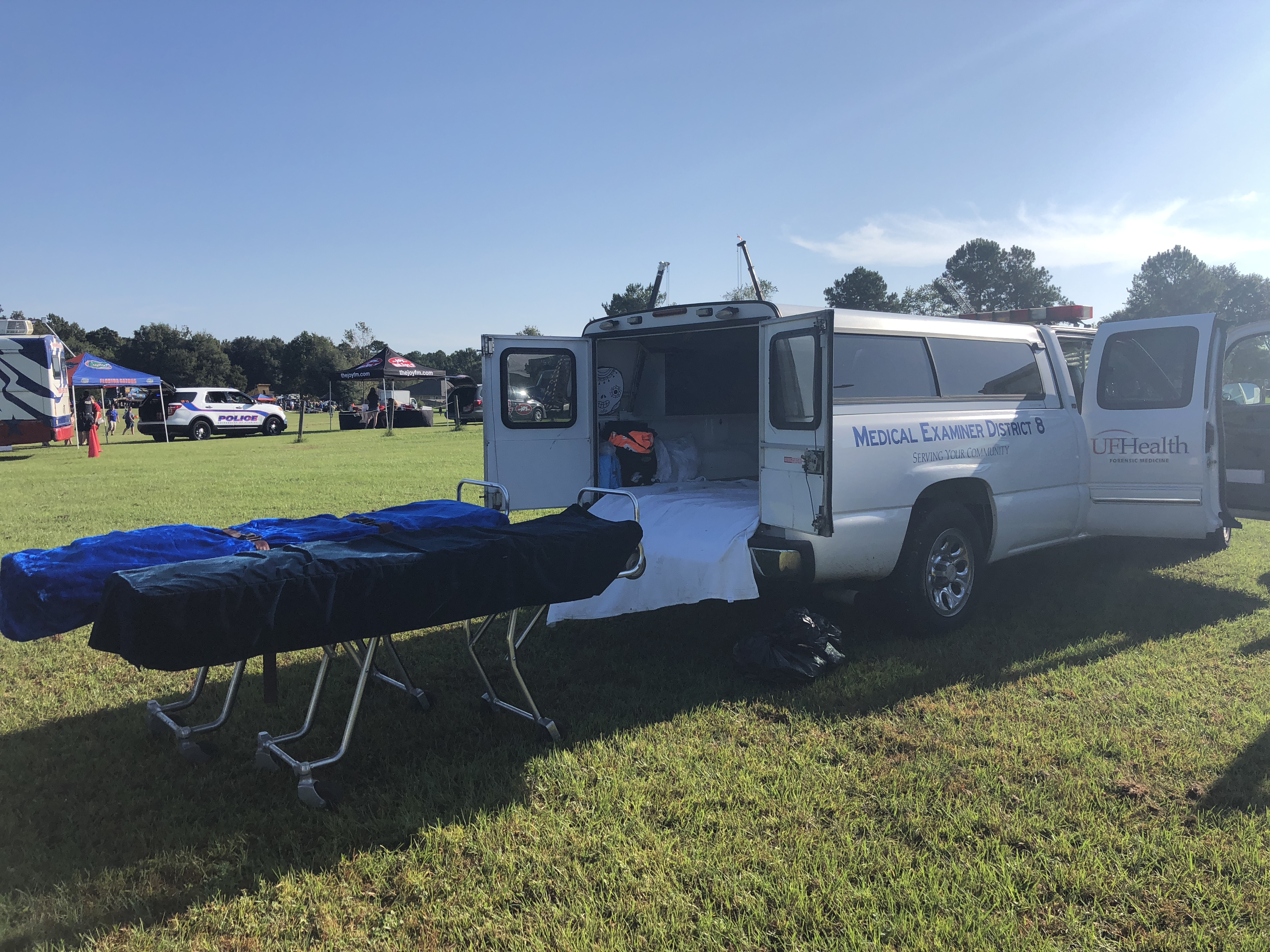 Touch-A-Truck » Office of the Medical Examiner Florida